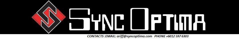 SYNC OPTIMA  MOTORSPORTS